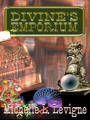 cover image of Divine's Emporium